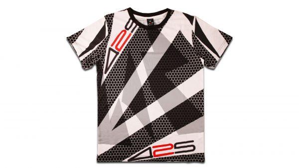 425pro 2018 mana jersey black white regular fit