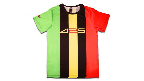 425pro 2018 mana jersey rasta regular fit
