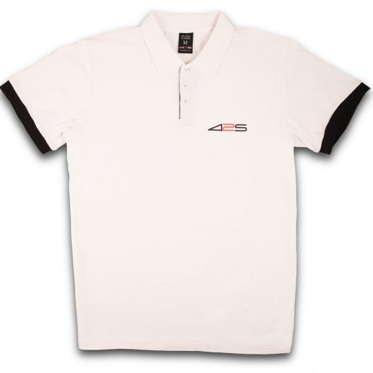 425pro 2018 mana polo white slim fit