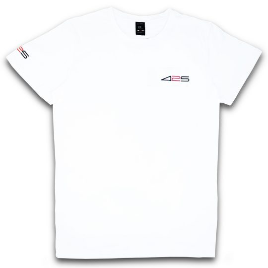 425pro 2018 mana tshirt white slim fit