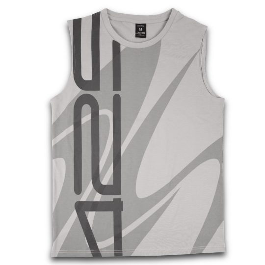 425pro 2018 mana sleeveless light grey regular fit