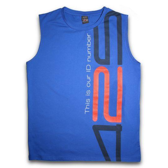 425pro 2018 mana sleeveless blue regular fit