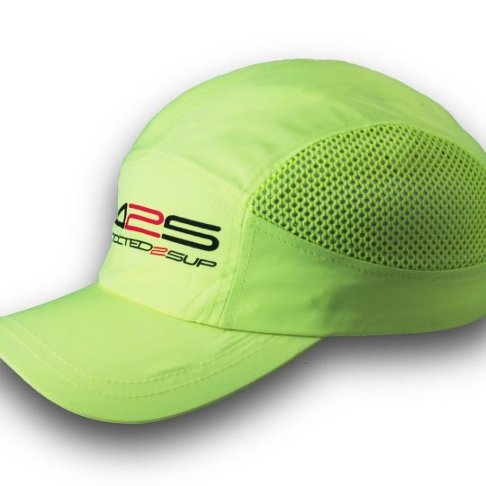 quick dry cap green
