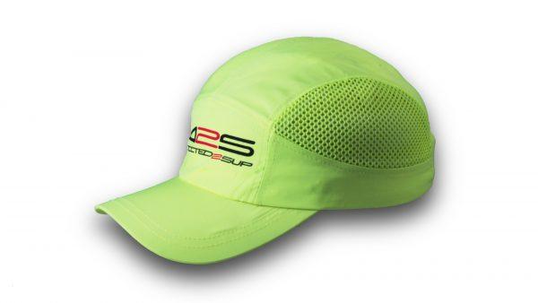 quick dry cap green