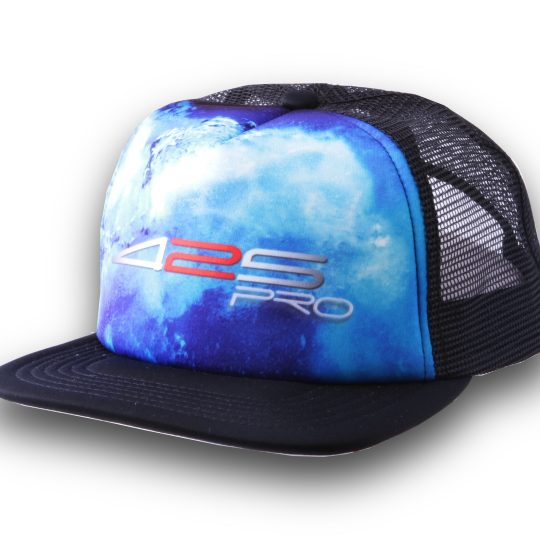 mesh SUP cap blue