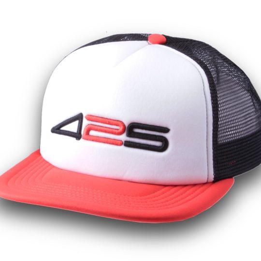 mesh SUP cap white