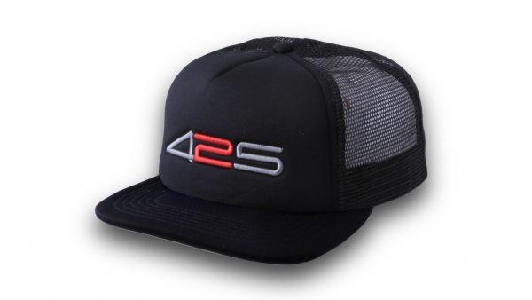 mesh SUP cap black
