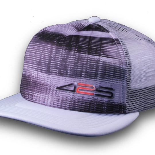 mesh SUP cap grey