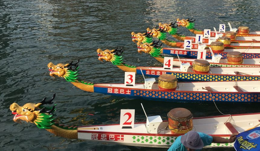 Kit for your Dragon boat season 2019