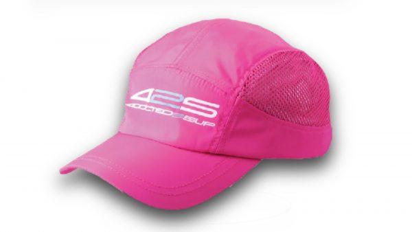 quick dry cap pink