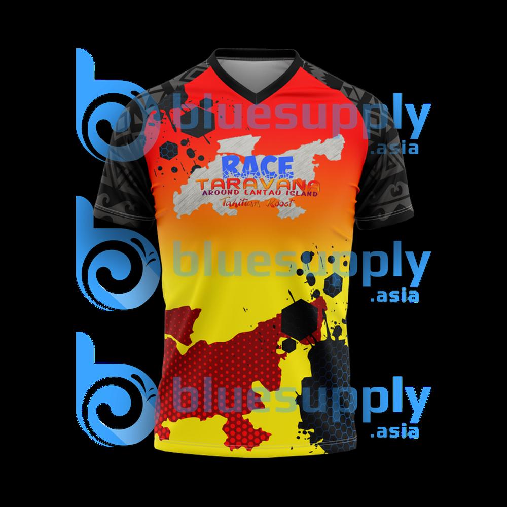 Taravana Race Design Shirt